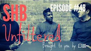 SHB Unfiltered Podcast - Episode 48: Is it healthy to only be involved in stuttering related work?