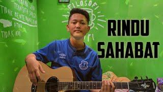 Iksan Skuter - Rindu Sahabat (Acoustic Cover)
