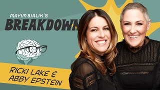 Mayim Bialik's Breakdown || Episode 8: The Truth About The Pill with Ricki Lake and Abby Epstein