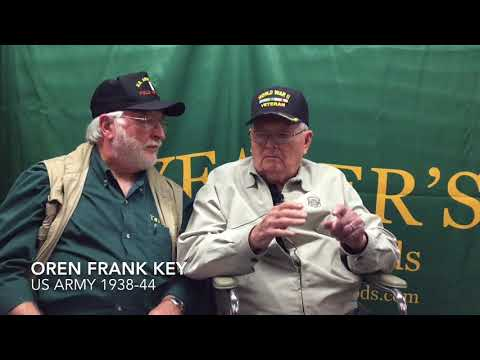 Yeager's Interviews Veterans