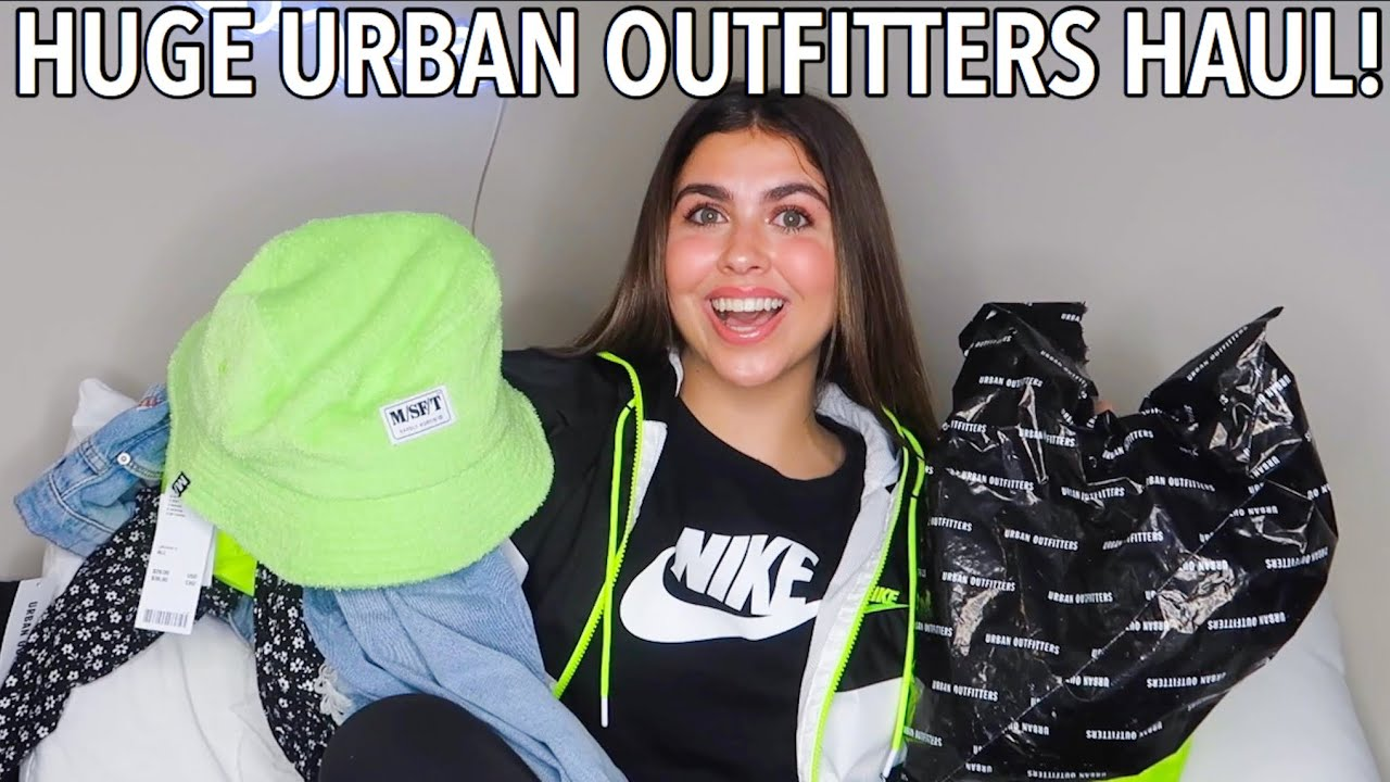 HUGE URBAN OUTFITTERS SPRING HAUL! *2020*