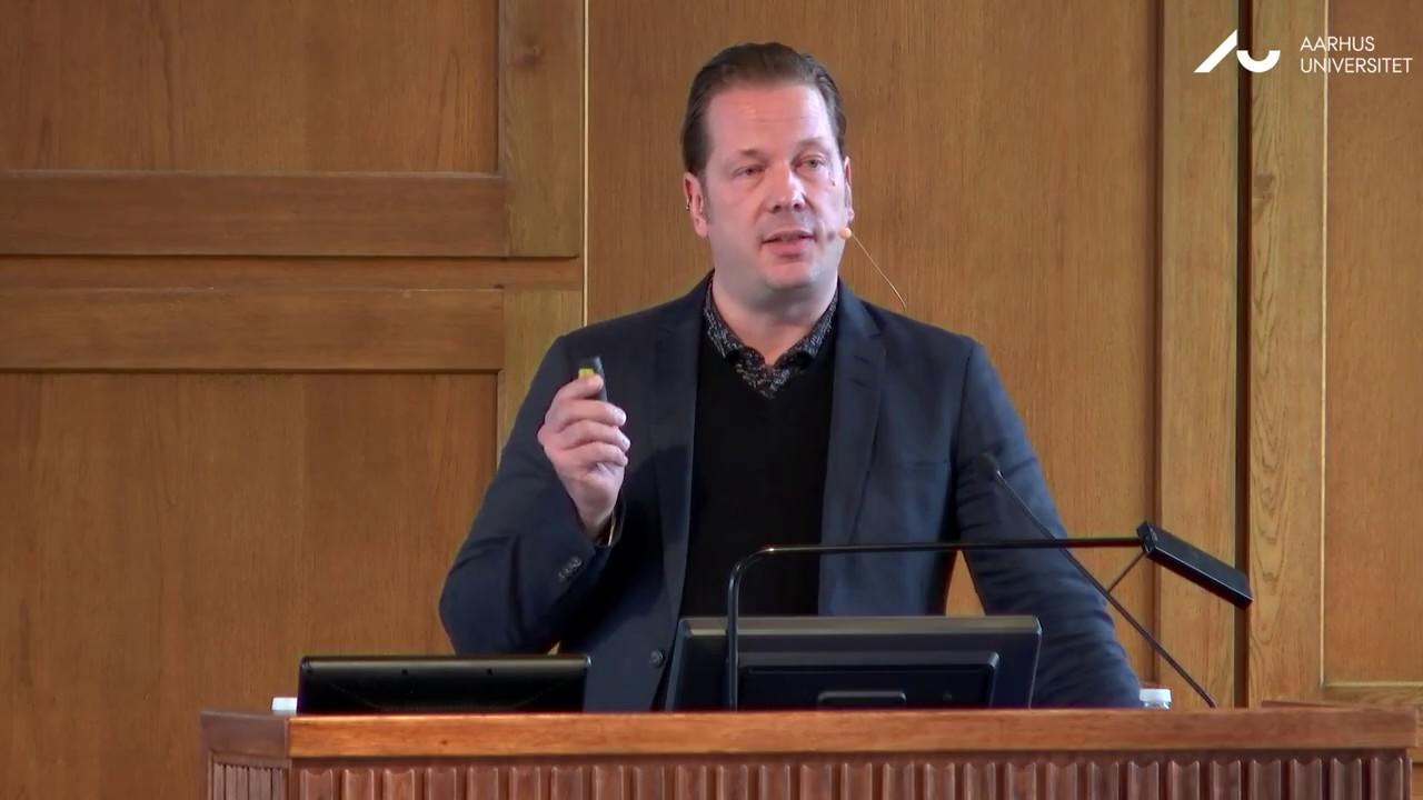 Professortiltrædelsesforelæsning med Uffe Thomas Jankvist
