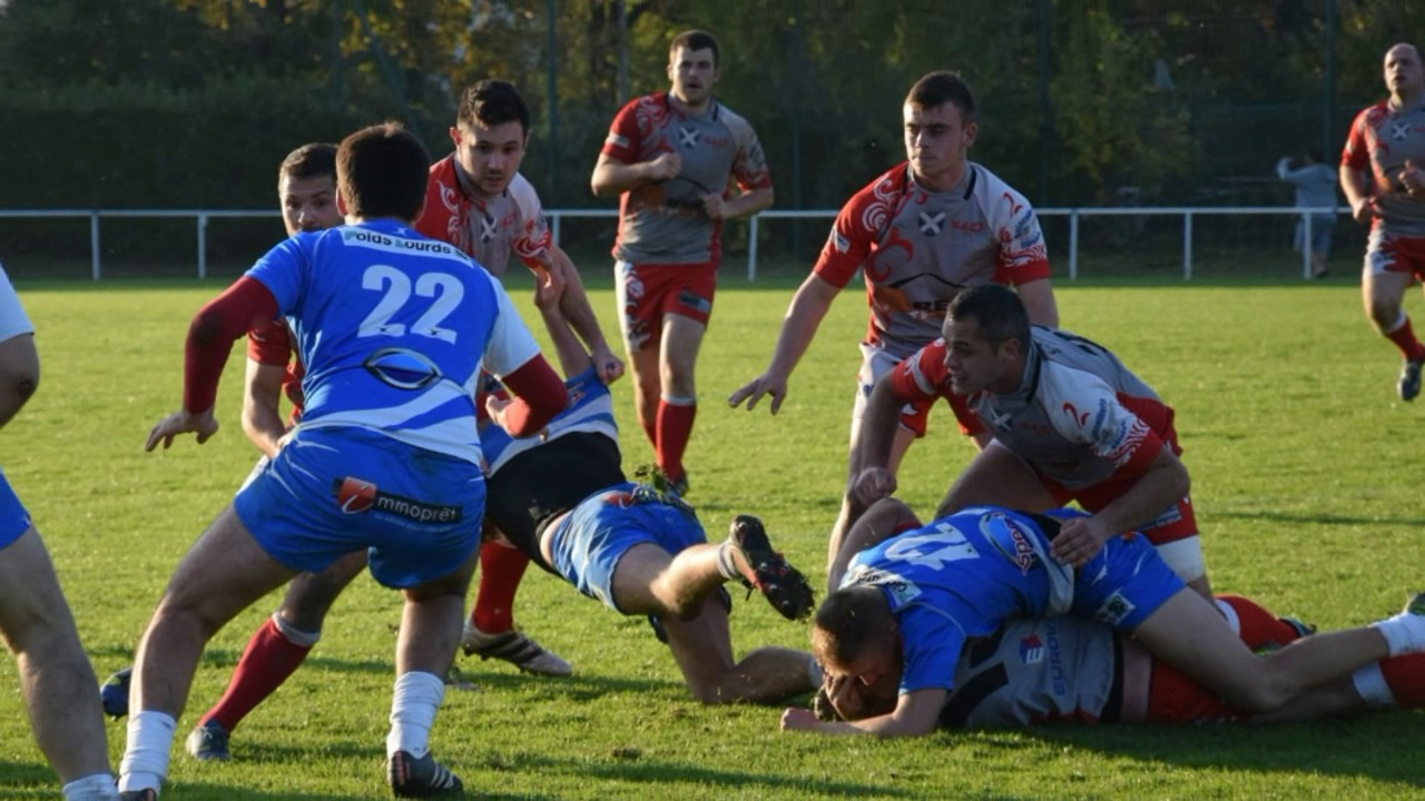 UA Côtoise Rugby 10