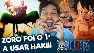 ONE PIECE 939 | Luffy, Zoro e os Segredos do Haki