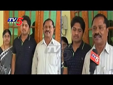 Happy To Have Secured First Rank in All India Engineering Service Exam | TV5 News