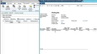 Sales Order to Invoice in Dynamics AX 2012