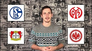 Шальке - Байер   Майнц - Айнтрахт Ф Прогнозы на футбол   Чемпионат Германии Бундеслига
