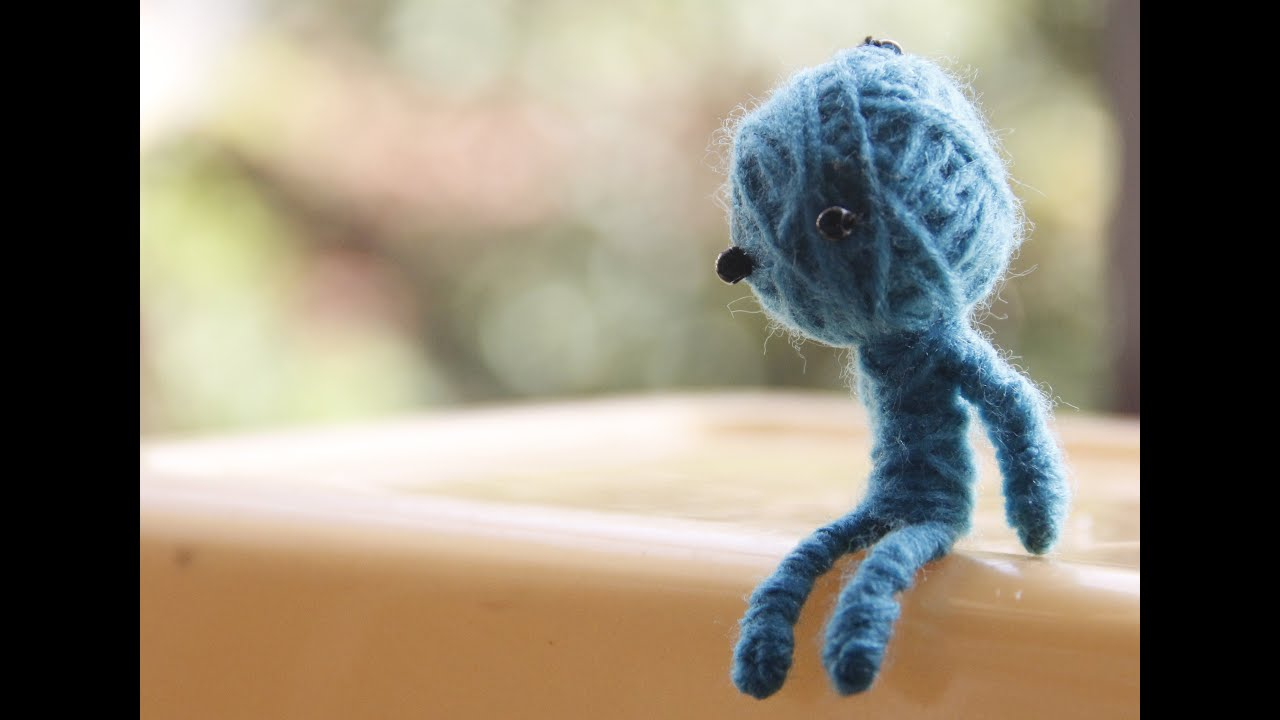 How to make Voodoo doll @ string doll