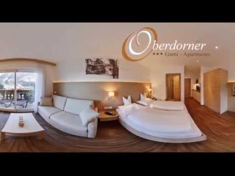Garni Appartements Oberdorner - in Algund bei Meran