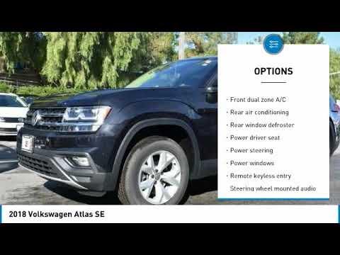 2018 Volkswagen Atlas Valencia CA 2189132