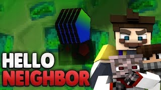 Dieses ELEMENT könnte alle retten ! 👽 | Minecraft Hello Neighbor