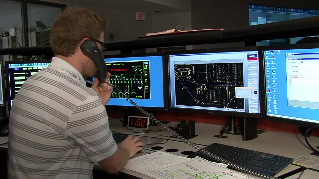 What It Takes To Work In Toronto Hydro S Control Room