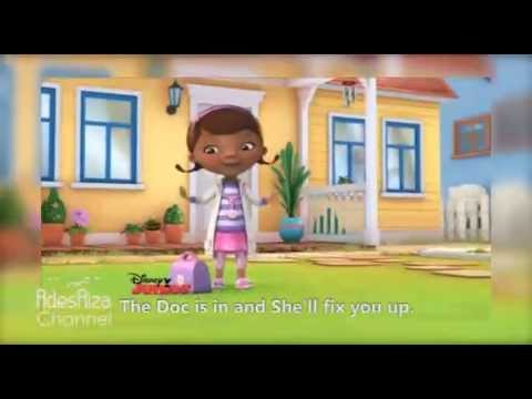 Doc McStuffins Theme Song Lyrics - Kids Song Channel