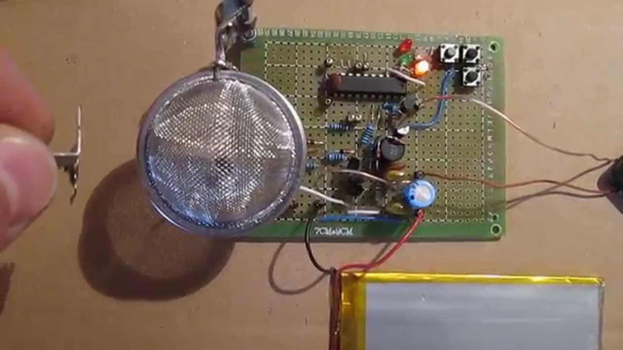 Homemade Metal Detector Schematic Diagram Schematicmetal Pdfmetal Pinpointer Schematicsbfo