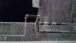 Point cloud to Revit | Piping