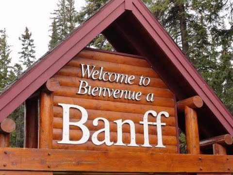 Canada Banff National Park - Top 12 Attractions You Must See, With Map