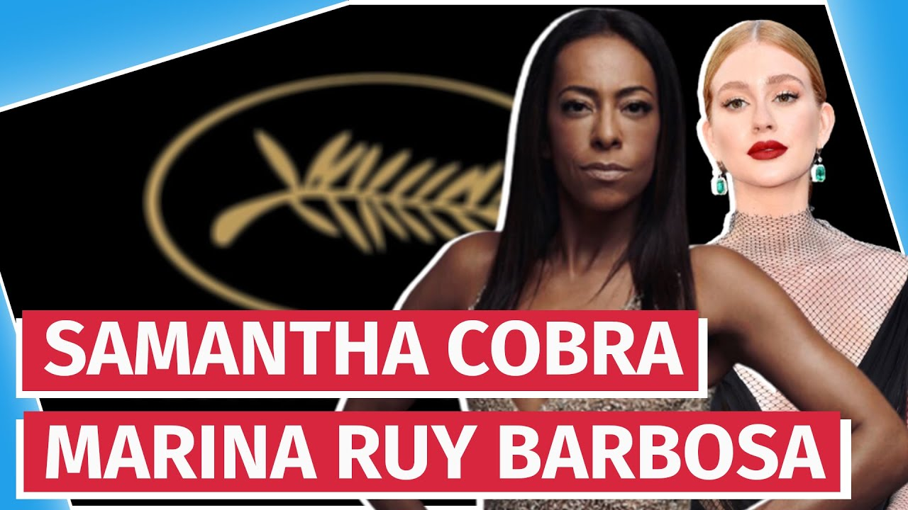 Treta na Globo: Samantha Schmütz alfineta Marina Ruy Barbosa após incêndio na Cinemateca