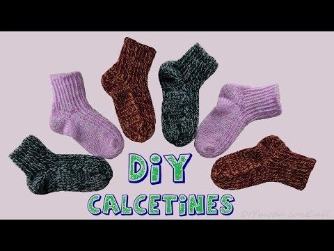 Como hacer el tal n del calcet n doovi - Como hacer talon de calcetines de lana ...