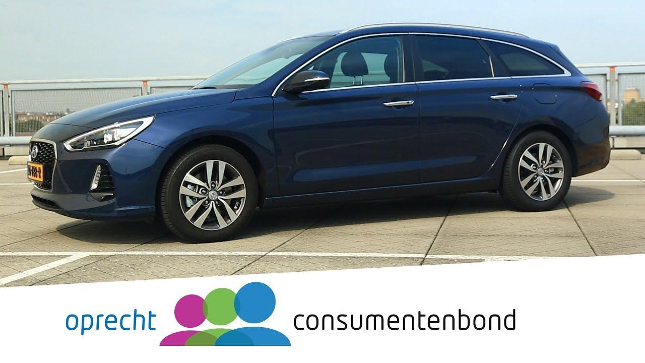 Hyundai I30 Autoreview Consumentenbond