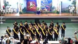 Gr.5 students | Interpretative Dance | Magkaisa by Virna Lisa | VSJA