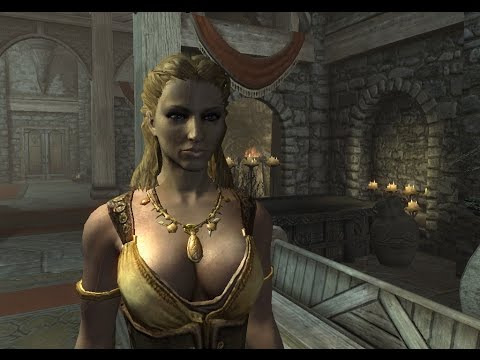 Sexiest Clothes in Skyrim How to get The Tavern Clothes