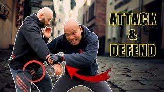 5 Self Defense Techniques - attack & Defense