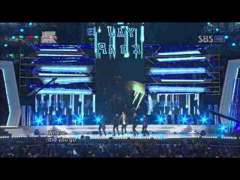 Jay Park  Abandoned at 2011 K-POP SUPER CONCERT