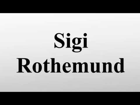 Sigi Rothemund