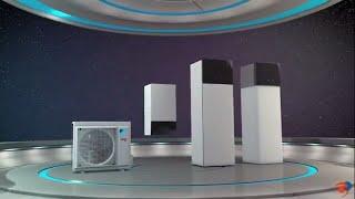 Daikin Altherma 3, la nueva generación de bombas de calor aire-agua de Daikin