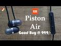 Mi Piston Air   Best Budget Capsule Earphone Under Rs.1000   Data Dock