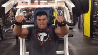 Chest Workout with Bostin Loyd Voiceover