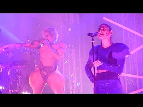 Fever Ray - I'm Not Done (live @ Bosco Fresh Fest, Moscow 2018) mp3