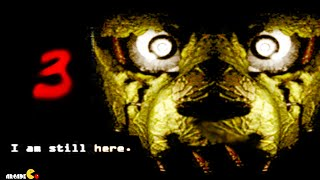 Five Nights At Freddy's 3 Official Teaser