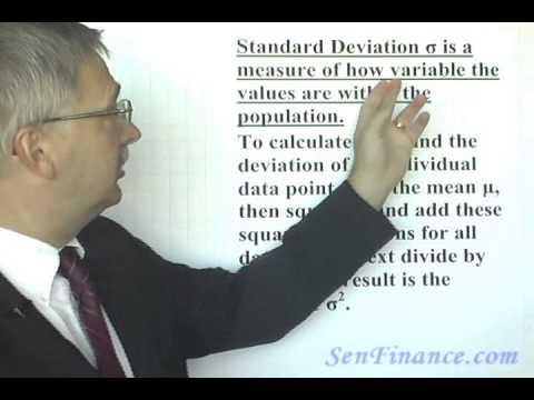 Quantitative Lec 5, CFA L1, 2013, Descriptive Statistics, FREE Videos, Notes & Practice Ques