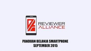 Panduan Belanja Smartphone September 2015