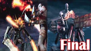 Batalla Final: Kratos VS Ares   GOD OF WAR I (EP. FINAL)   Español