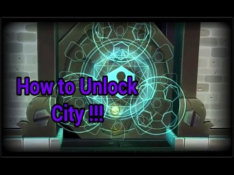 Arcane Legends - How To Unlock The City's Expansion !!!