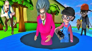Scary Teacher 3D New Update New Levels (Android,iOS)