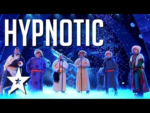 Khusugtun Perform A Hypnotic Traditional Mongolian Song on Asia's Got Talent