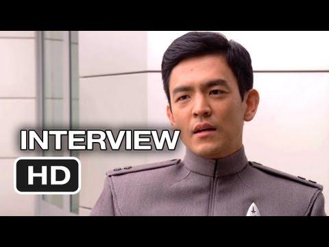 Star Trek Into Darkness Interview - John Cho (2013) - Chris Pine Movie HD