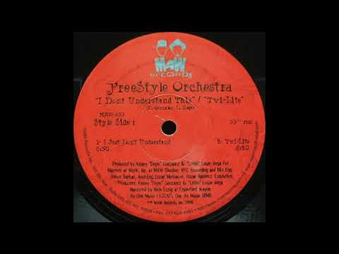 Freestyle Orchestra - I Just Don't Understand