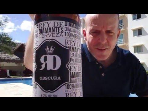 Chingo Gringo Beer Review #19: Cerveza Rey de Diamantes - Obscura (5/5/16)