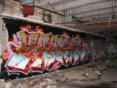 Graffiti Latvia mix.