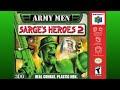 Army Men: Sarge's Heroes 2 - Sarge's Raid