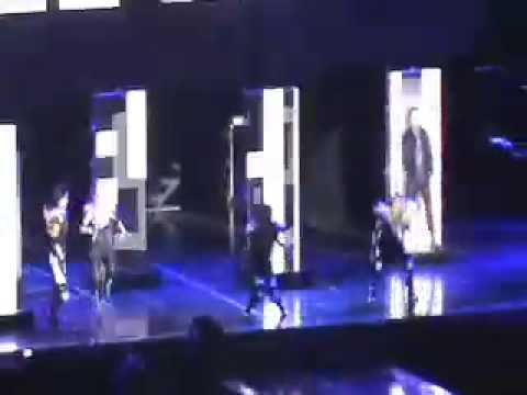 Madonna & Justin LIVE in Los Angeles -
