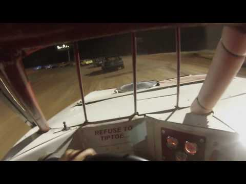 7/29/17 feature race north alabama speedway mini stock car 33