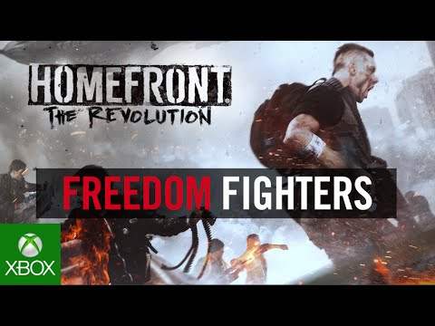 Homefront: The Revolution -