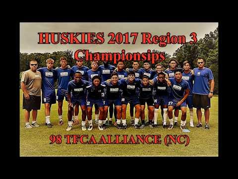 WS Huskies Soccer Academy 98 (TX-S) VS 98 TFCA Alliance (NC)