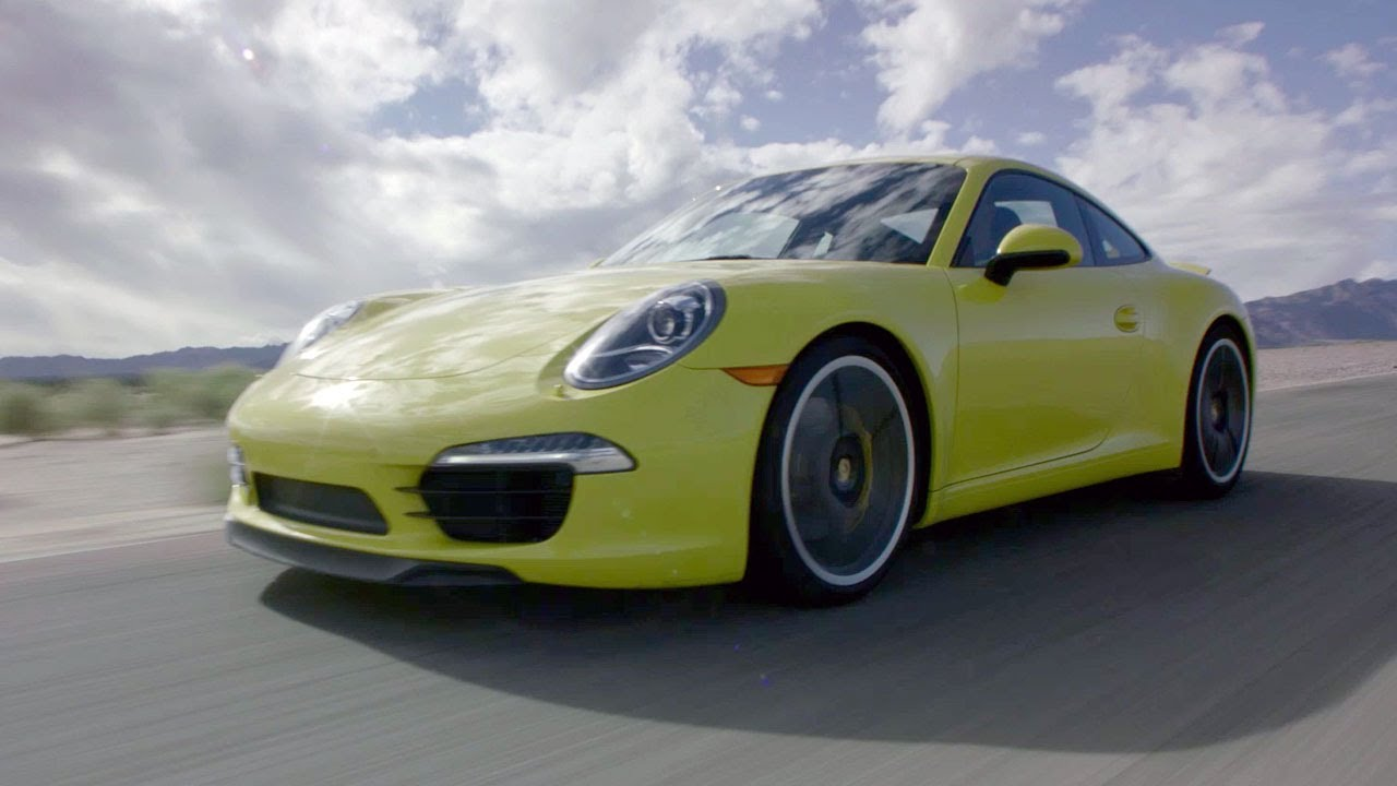 2014 porsche 911 carrera s review test drive youtube. Black Bedroom Furniture Sets. Home Design Ideas