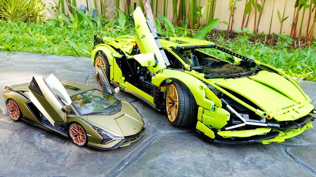 슈퍼카 자동차 장난감 조립놀이 레고 테크닉 중장비 트럭놀이 Car Toy Assembly Lego Technic